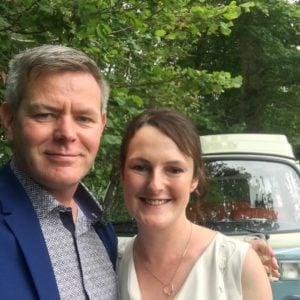 Mr & Mrs Nicholls