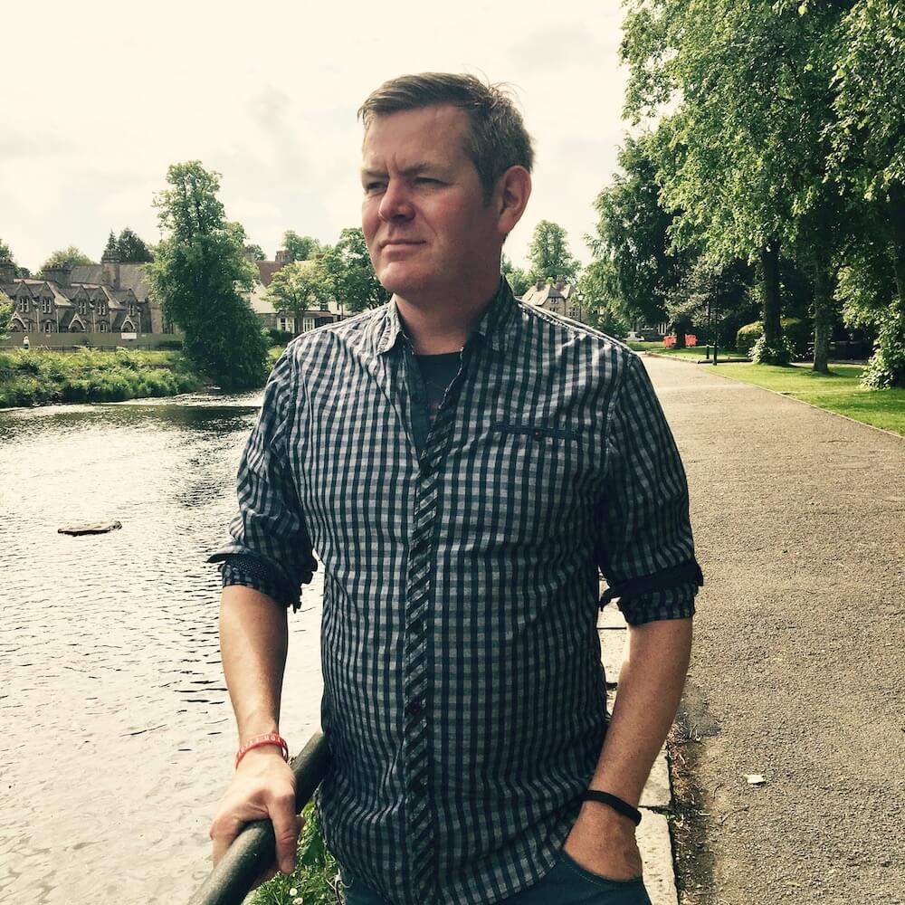 Darren Nicholls, Director of Freshspace, Web Design & Digital Marketing