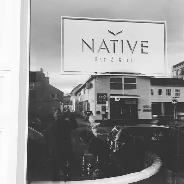 Native bar and grill