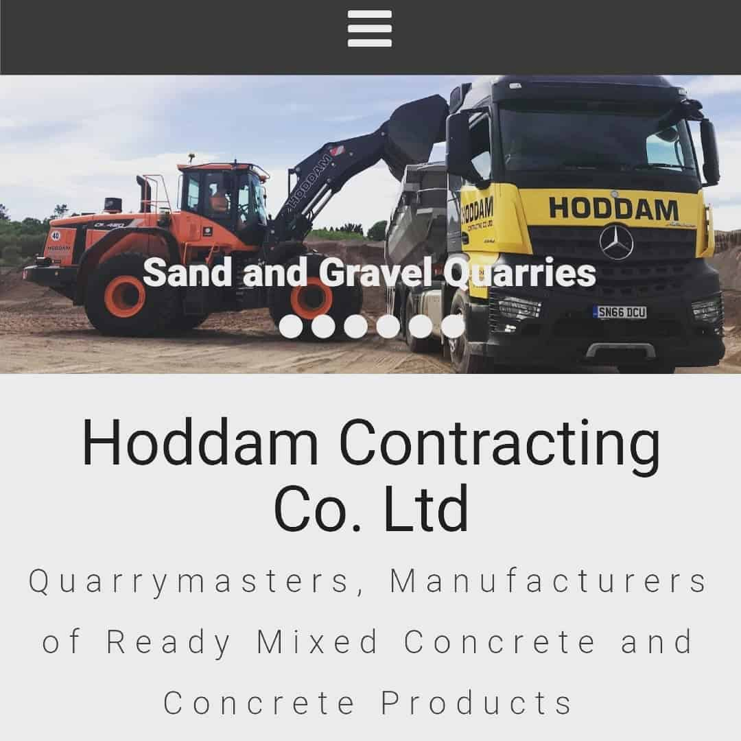Hoddam Contracting Co Ltd