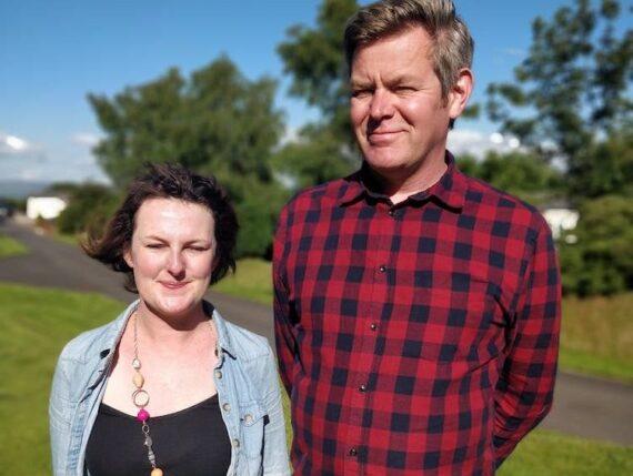 About Us: Eilidh & Darren Nicholls